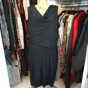 NWT Spense Woman Viscose/Spandex Sleeveless Dress